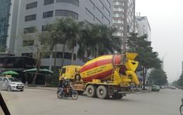 Xe tải, xe bồn đại náo Thủ đô dịp cận Tết (4): Xử phạt gắt, xe vẫn cứ chạy?