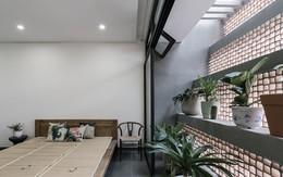 Nhà ngoại ô Sài Gòn mang phong cách tối giản của người Nhật