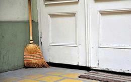 Tết này nếu bạn còn đặt chổi quét nhà ở vị trí này thì đừng mong tài lộc đến