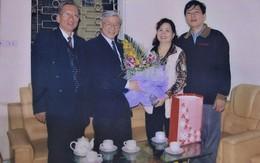 Cô giáo xúc động nhận thư chúc Tết của Tổng bí thư Nguyễn Phú Trọng