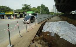 """Hà Nội: Đường Phạm Hùng rộng thênh thang vẫn là nỗi kinh hoàng khi tắc đường sắp được """"giải thoát"""""""