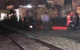 Hải Phòng: Băng qua đường ngang, một phụ nữ bị tàu hỏa tông tử vong