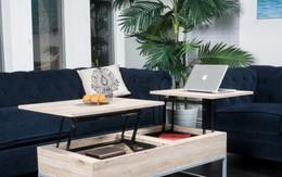 Mẫu bàn phòng khách vừa đẹp vừa tiện dụng