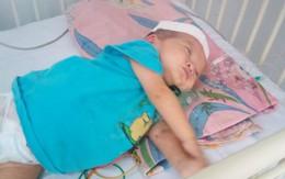 Bé gái 1 tuổi dân tộc Tày mang trong mình bệnh tim bẩm sinh cần gấp tiền điều trị