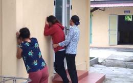 Những giọt nước mắt xót xa vụ ông bố của 3 con nhỏ bị sát hại dã man