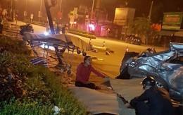 Nghệ An: Kinh hoàng xe khách đâm xe con khiến 3 người tử vong