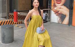 Cũng chịu khó mặc điệu, nhưng HH Phương Khánh vẫn nhiều lần đánh tụt cảm xúc người nhìn vì lỗi diện đồ phổ biến