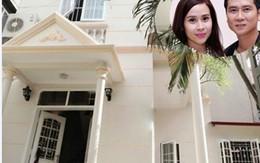 Căn nhà sang chảnh nơi Hồ Hoài Anh và Lưu Hương Giang vẫn sống cùng nhau sau ly hôn