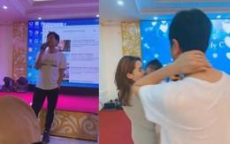 Hậu ồn ào ly hôn, Hồ Hoài Anh đại diện gia đình phát biểu trong ngày giỗ ba vợ