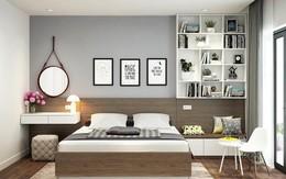 Thiết kế căn hộ diện tích 47m² đã ở được 5 năm cho cán bộ nhân viên nhà nước với chi phí 100 triệu đồng