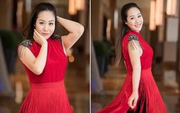 Hoa hậu gia thế khủng nhất VN mang bầu ngủ ngồi suốt 4 tháng, sinh xong vẫn đẫy đà