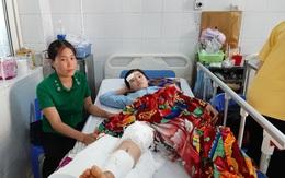 Thanh Hóa: Bí thư Đảng ủy kiêm Chủ tịch UBND xã tông xe vào 2 nữ sinh rồi bỏ trốn