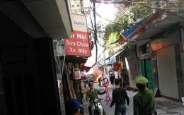 Hà Nội: Nổ bình gas liên hoàn giữa phố đông người