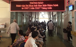 Bệnh viện đa khoa tỉnh Ninh Bình với phương châm: An toàn – Thân thiện – Bệnh viện vì dân!