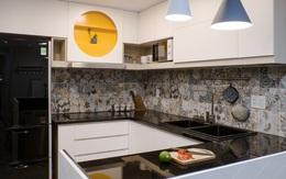 Căn hộ 60m² vừa xinh vừa ấm cúng của mẹ đơn thân ở TP. HCM là niềm mơ ước của bao người, đặc biệt là khu bếp