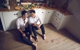 Sao và những mối tình đồng giới khiến công chúng ngẩn ngơ (1): Đám cưới cổ tích của những cặp 'trời sinh'