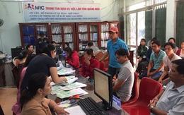 Quảng Ngãi: Hơn 86.000 người tham gia bảo hiểm thất nghiệp