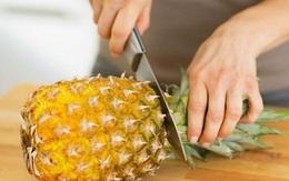 Không cần đá mài hay dụng cụ mài dao, chỉ cần cọ xát dao với thứ có trong nhà này nó sẽ sắc lẹm trở lại