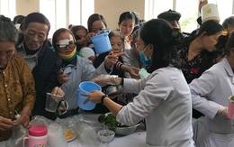 """Bệnh viện đa khoa tỉnh Hà Tĩnh: """"Bát cháo tình thương"""" ấm lòng người bệnh"""