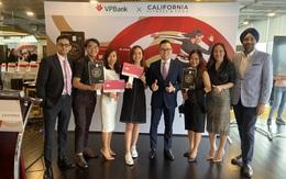 Trung tâm California Fitness and Yoga hợp tác với Ngân hàng VPBank ra mắt thẻ tín dụng đồng thương hiệu