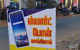 Đổ xô đi mua smartphone vì được tặng hành tây