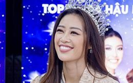 Hoa hậu Khánh Vân: 'Bạn trai cũ nhắn tin chúc mừng khi tôi đăng quang'