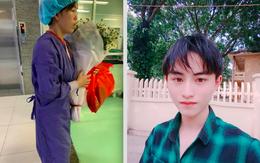 Nhành cúc hoạ mi đón chàng trai 19 tuổi trở về đất mẹ sau khi hiến tạng