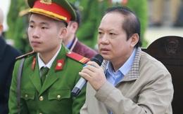 """Bị cáo Trương Minh Tuấn: """"Con người không phải thánh nhân nên không thể tránh khỏi sai phạm"""""""