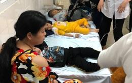 Bác sỹ quên ăn cấp cứu 143 trẻ mầm non nghi bị ngộ độc