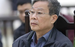 Cựu Bộ trưởng Nguyễn Bắc Son bị tuyên án chung thân