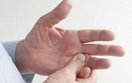 Đang ngủ say bỗng bật dậy vì đau nhức ngón tay dữ dội