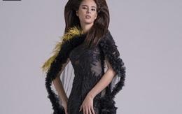 """Miss Universe 2018 Catriona Gray chọn NTK Tuyết Lê trong lần đầu """"chạm ngõ"""" thời trang Việt"""