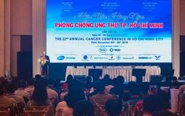 Hội thảo phòng chống ung thư TP Hồ Chí Minh lần thứ 22