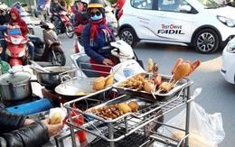 Hãi hùng đồ ăn vặt khu vực cổng trường (1): Giật mình những loại đồ ăn siêu rẻ không rõ nguồn gốc