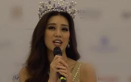 Khánh Vân từng 5 lần thi nhan sắc trước khi thành hoa hậu