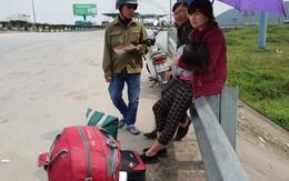 Gian nan chặng đường đón xe vào Nam ra Bắc sau kỳ nghỉ Tết Nguyên đán