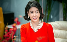 Hoa hậu Hà Kiều Anh nổi bật giữa dàn sao trong sự kiện