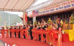 Hàng nghìn người dân được huy động tham gia lễ rước, tế tại lễ hội Thái Miếu nhà Trần