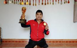 Chuyện Tết của gia đình vận động viên khuyết tật sở hữu 38 tấm huy chương