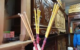 Dùng hương điện tử trên ban thờ là đánh lừa gia tiên?