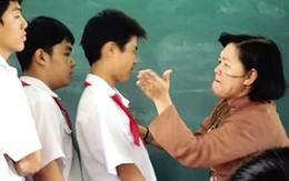 """Giáo viên đánh học sinh: """"Lỗi"""" tư duy lạc hậu, áp đặt"""