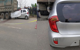 Xử lý thế nào vụ tài xế ô tô tông chết người đàn ông sửa xe đậu bên lề đường?