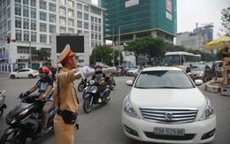 Đồng loạt ra quân xử lý xe vi phạm: Hà Nội phát hiện hàng nghìn trường hợp sai phạm trong tuần đầu ra quân