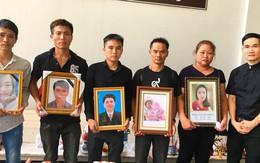 Thi thể 5 nạn nhân tử vong tại Thái Lan được đưa về quê an táng