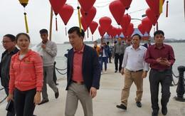 Hải Phòng: Du khách đổ về đảo Dấu thiêng trong ngày khai hội