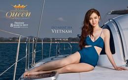 """Đỗ Nhật Hà có """"lội ngược dòng"""" tại Hoa hậu Chuyển giới Quốc tế 2019?"""