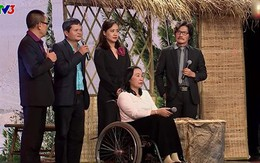 Nước mắt của diễn viên tật nguyền khi gặp lại Hồng Ánh sau 20 năm