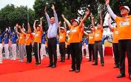 Bộ trưởng Y tế kêu gọi toàn ngành Y cả nước tăng cường vận động thể lực