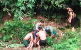 Người đàn ông đột tử khi xuống ao tắm dưới trời nắng nóng gay gắt