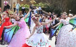 Đoàn vũ công Ba Na Hills sẽ khuấy động đường phố Sầm Sơn trong một carnival tưng bừng chưa từng có